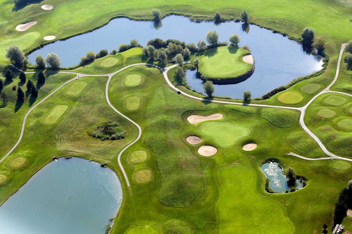 Golfclub-Seltenheim-bild