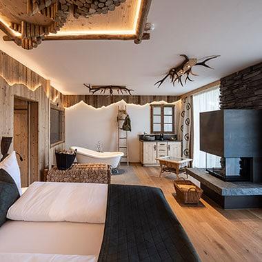 Familienzimmer - Gipfelhaus Magdalensberg