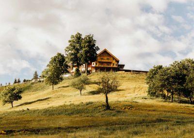 Gipelhaus-magdalensberg-Aussenansicht-am-Tag